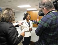 February 26, 2016 interviews with the media on the Public Service Commission decision on the Pepco-Exelon merger