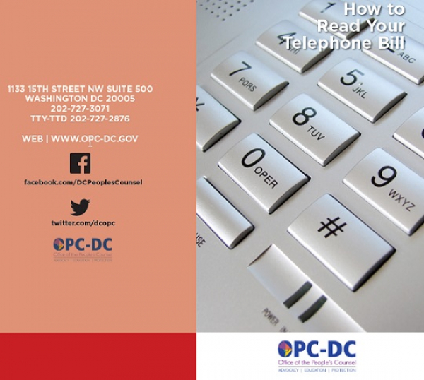 OPC Telephone Brochure